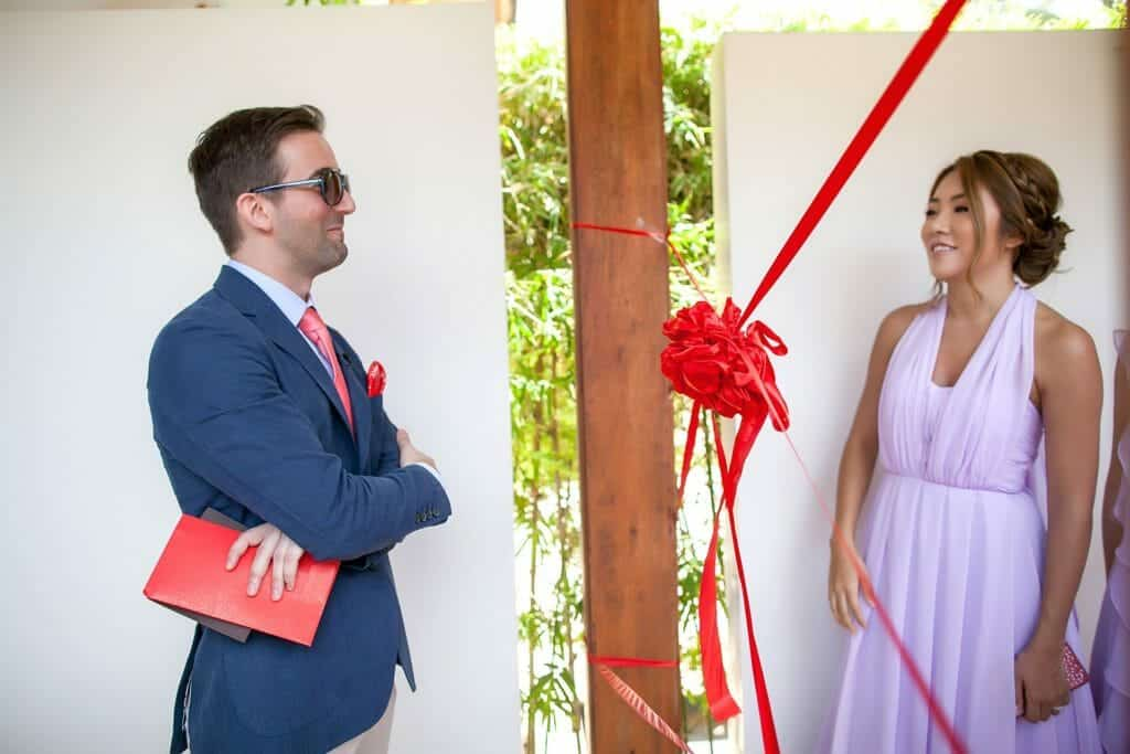 Rebecca & Alejandro Wedding, Villa Shanti 14th January 2017 12