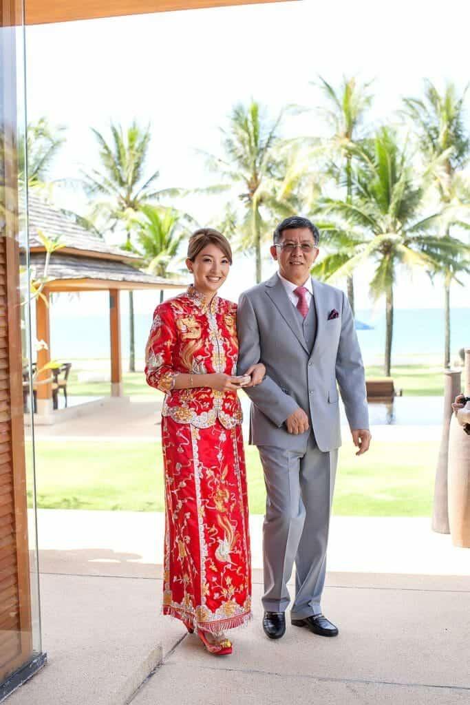 Rebecca & Alejandro Wedding, Villa Shanti 14th January 2017 25