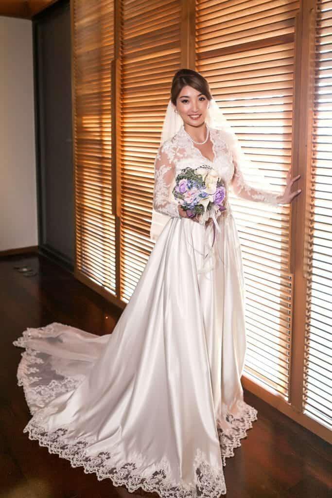 Rebecca & Alejandro Wedding, Villa Shanti 14th January 2017 40