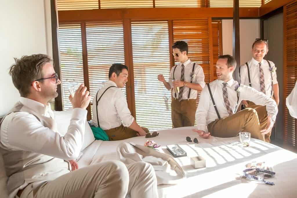 Rebecca & Alejandro Wedding, Villa Shanti 14th January 2017 46