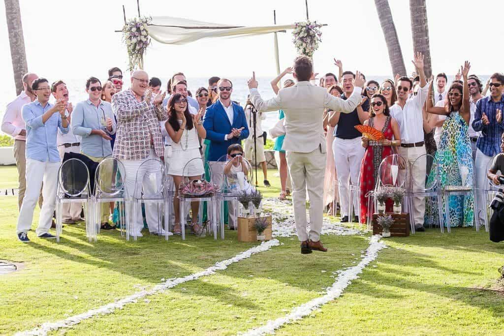 Rebecca & Alejandro Wedding, Villa Shanti 14th January 2017 54