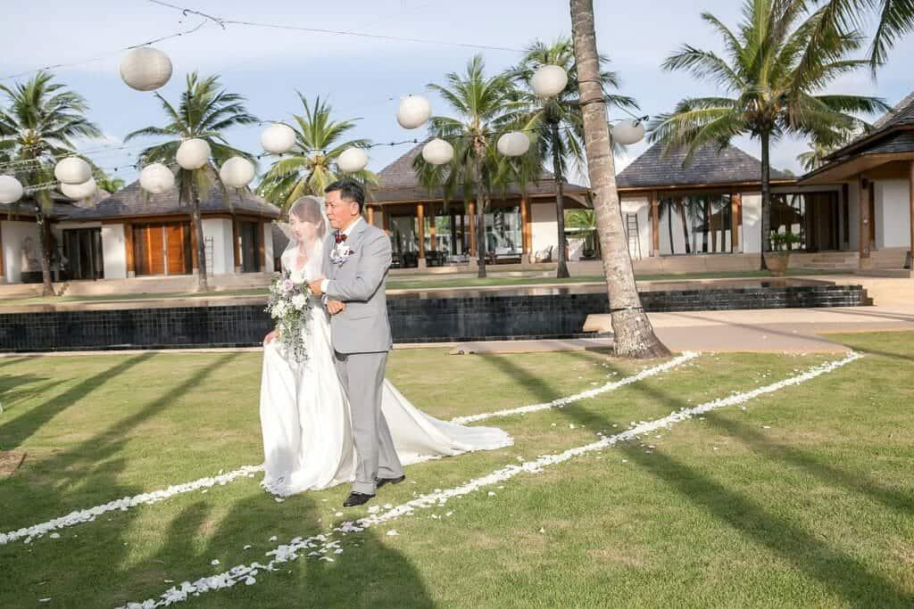 Rebecca & Alejandro Wedding, Villa Shanti 14th January 2017 64