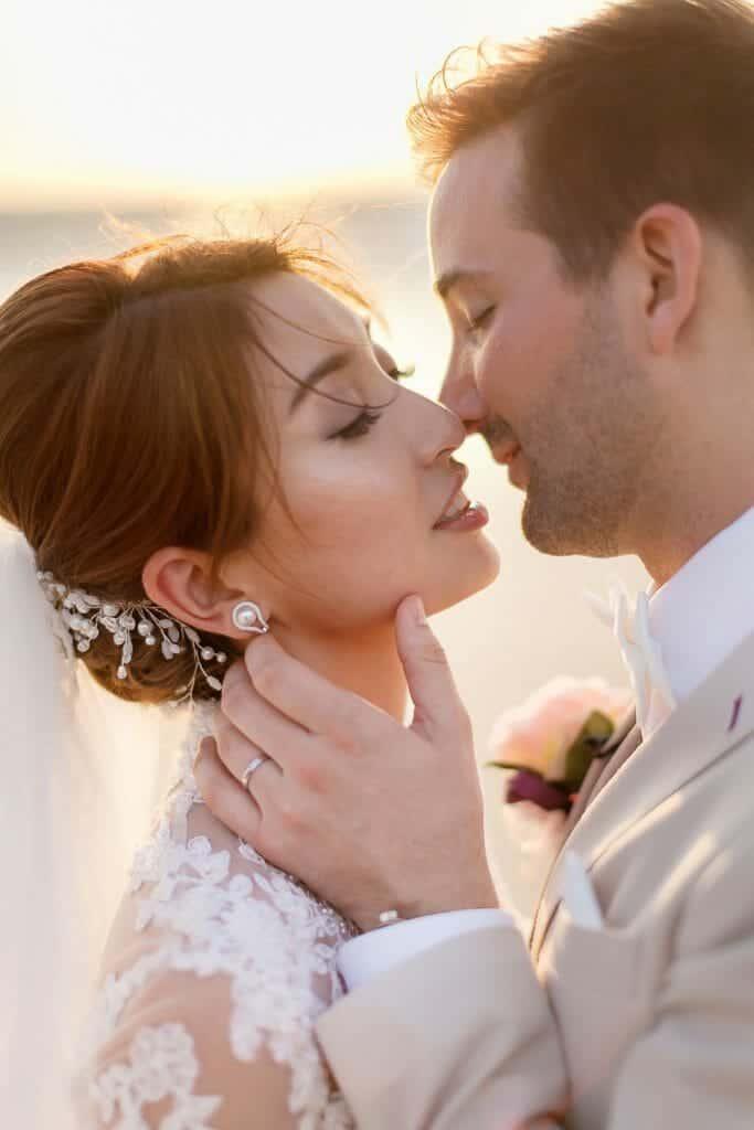 Rebecca & Alejandro Wedding, Villa Shanti 14th January 2017 75