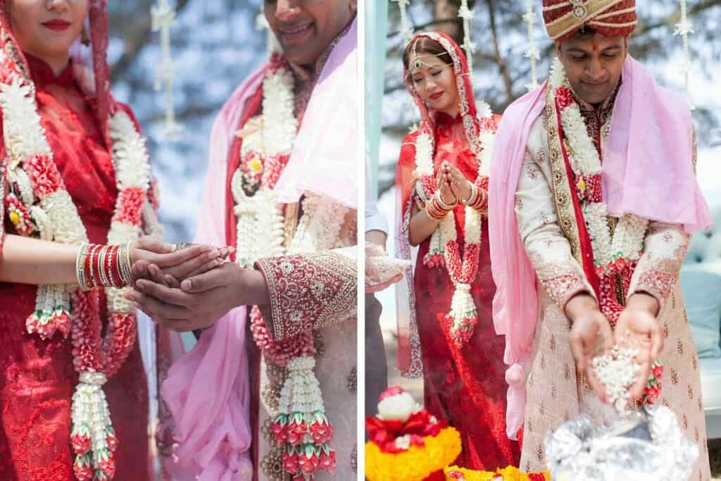 Indian Wedding Photographs 10