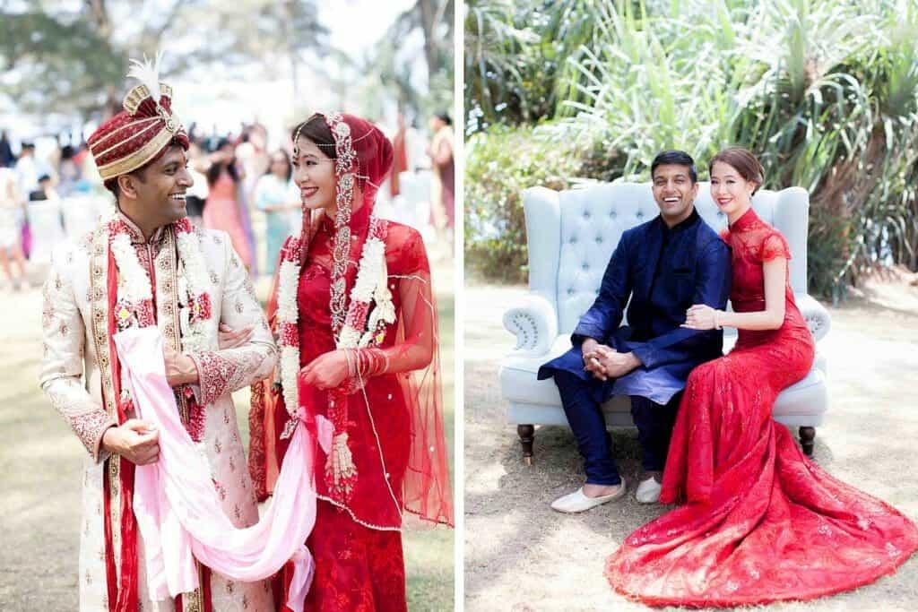 Indian Wedding Photographs 11