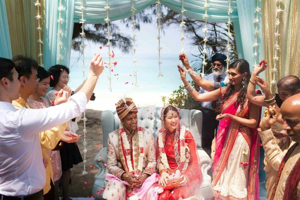 Indian Wedding Photographs 13