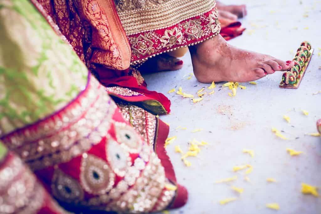 Indian Wedding Photographs 14