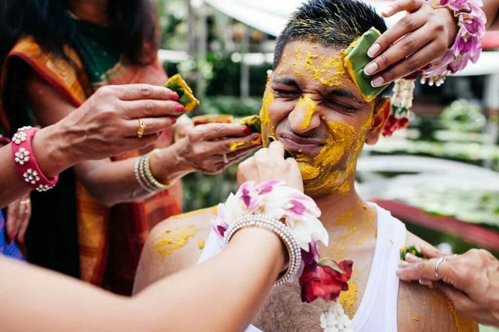Indian Wedding Photographs 17