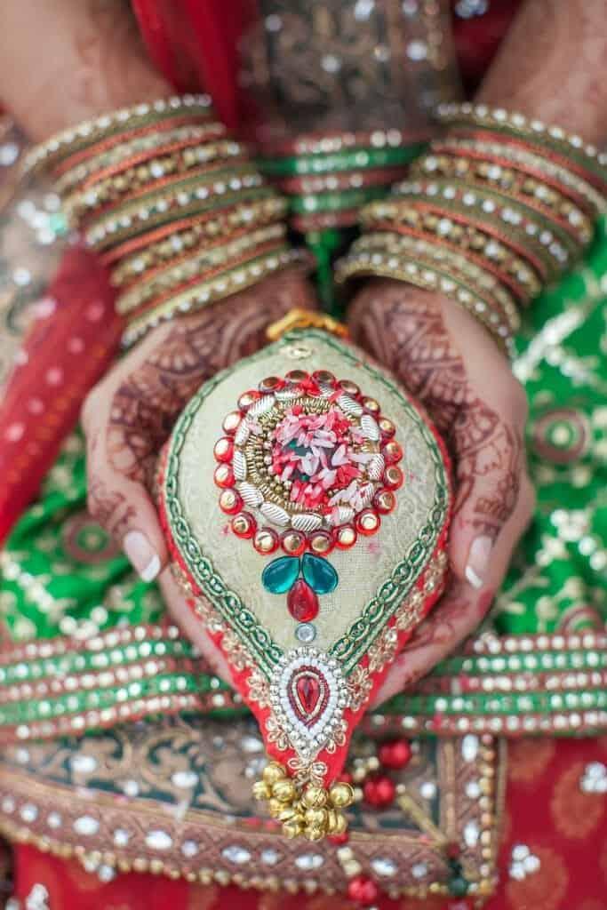 Indian Wedding Photographs 19