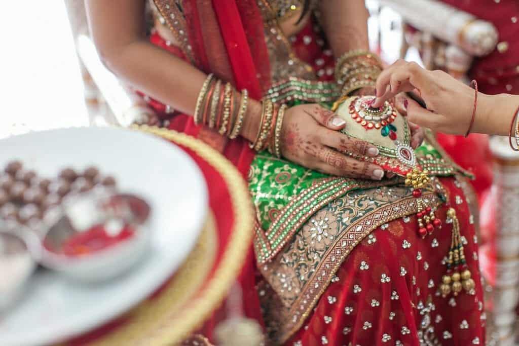 Indian Wedding Photographs 20
