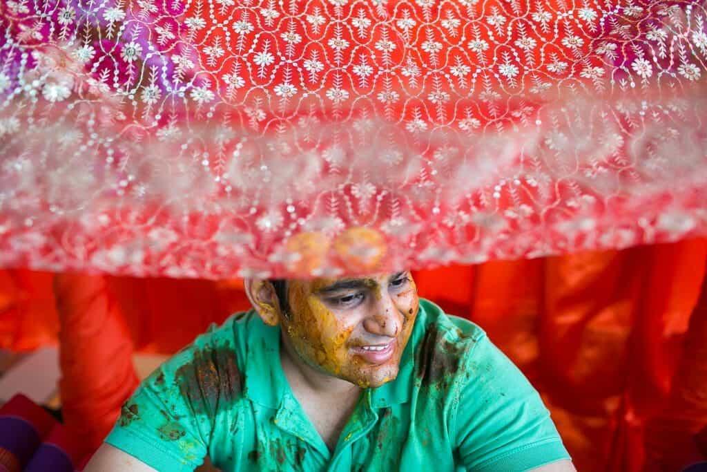 Indian Wedding Photographs 26
