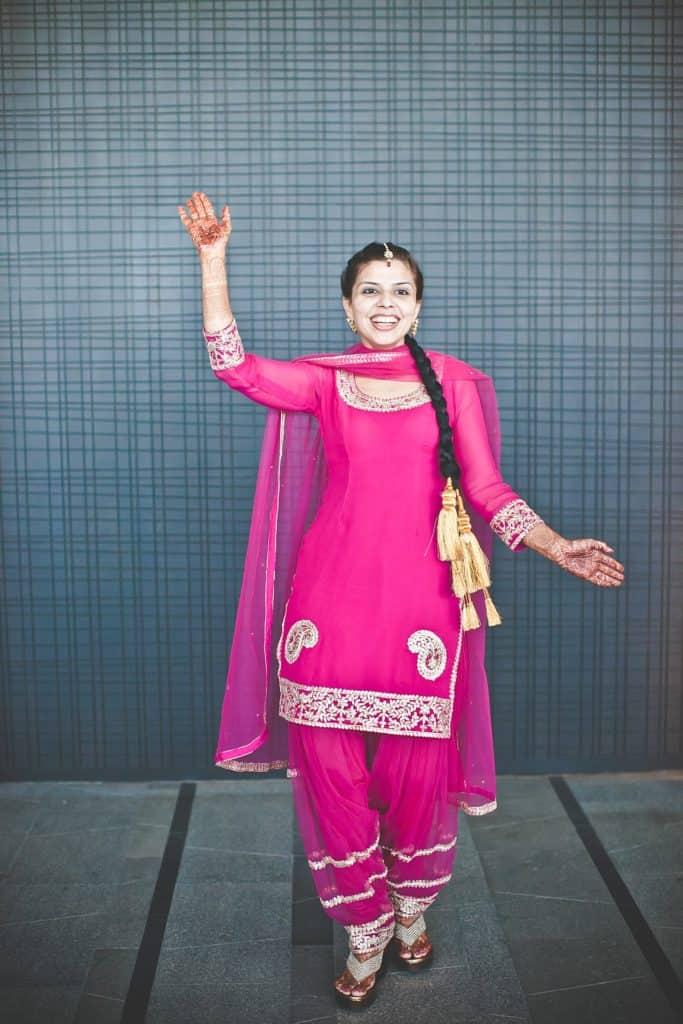 Indian Wedding Photographs 36