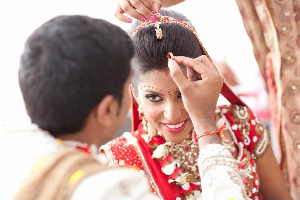 Indian Wedding Photographs 40