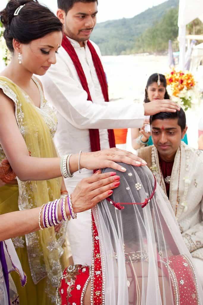 Indian Wedding Photographs 41
