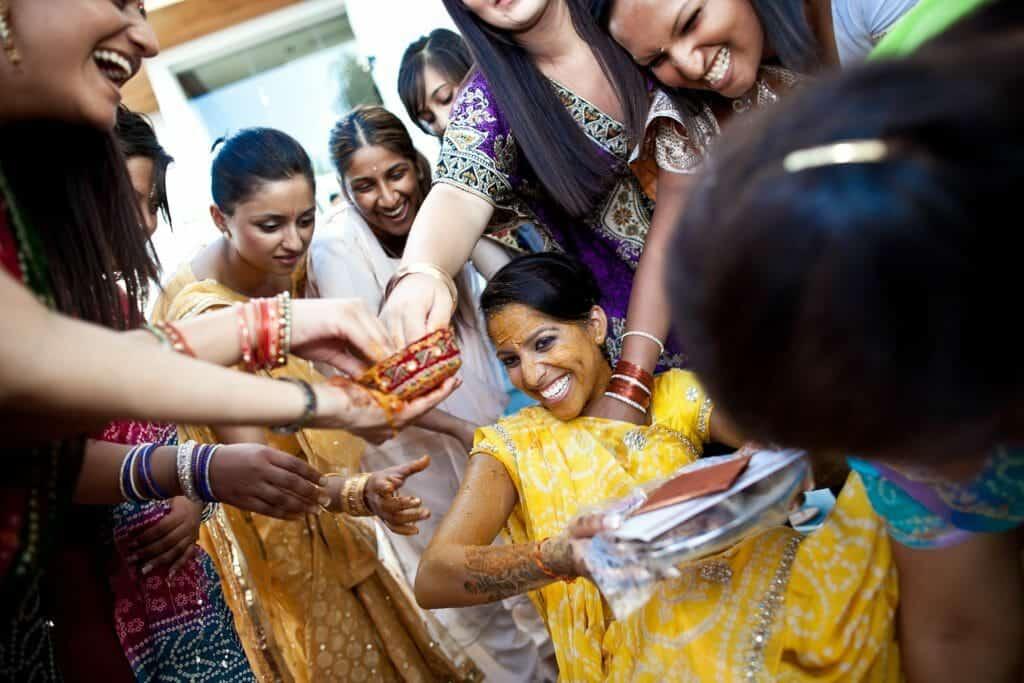 Indian Wedding Photographs 45