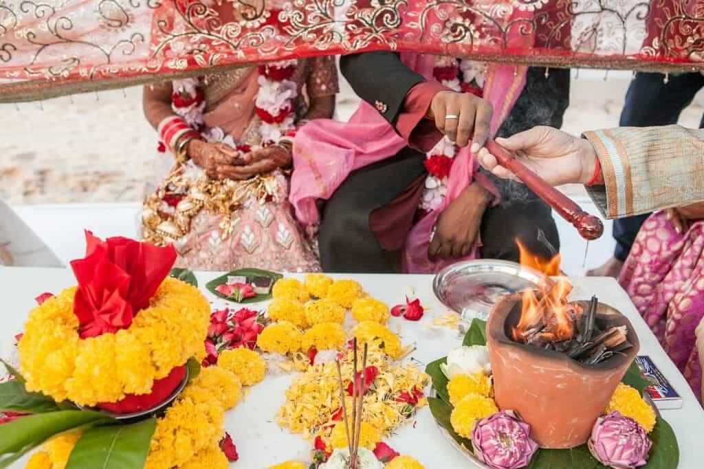 Indian Wedding Photographs 5