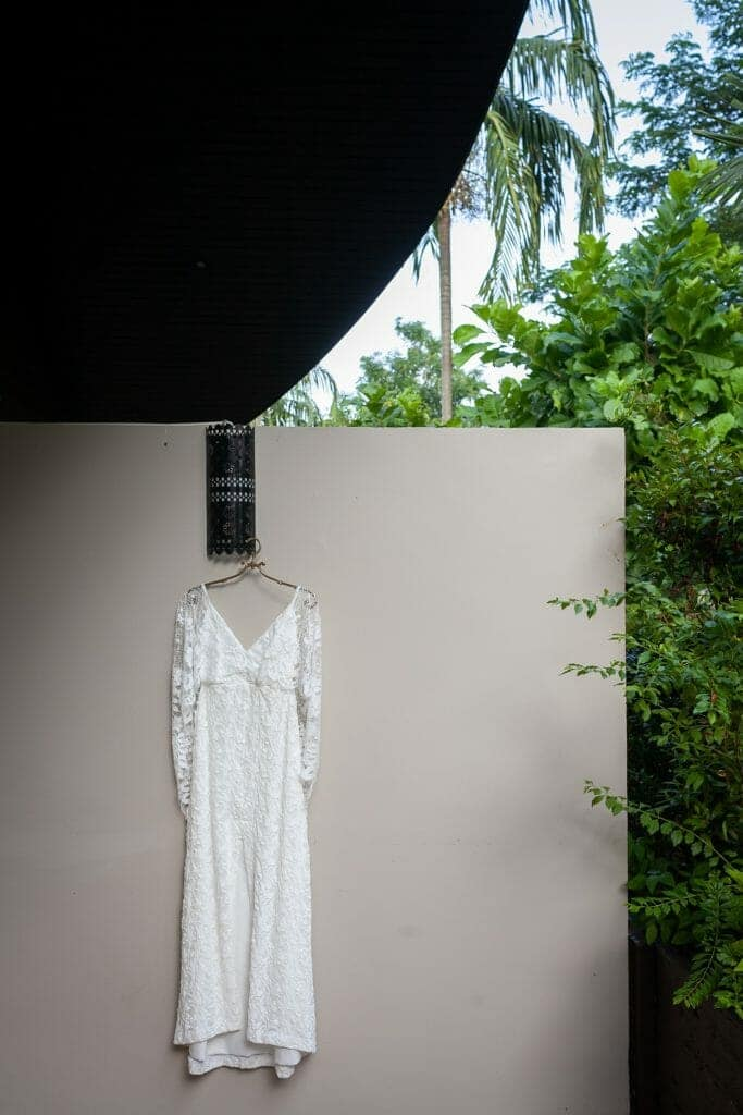 Beach Wedding Photographs - Coconut Island Resort Phuket 2