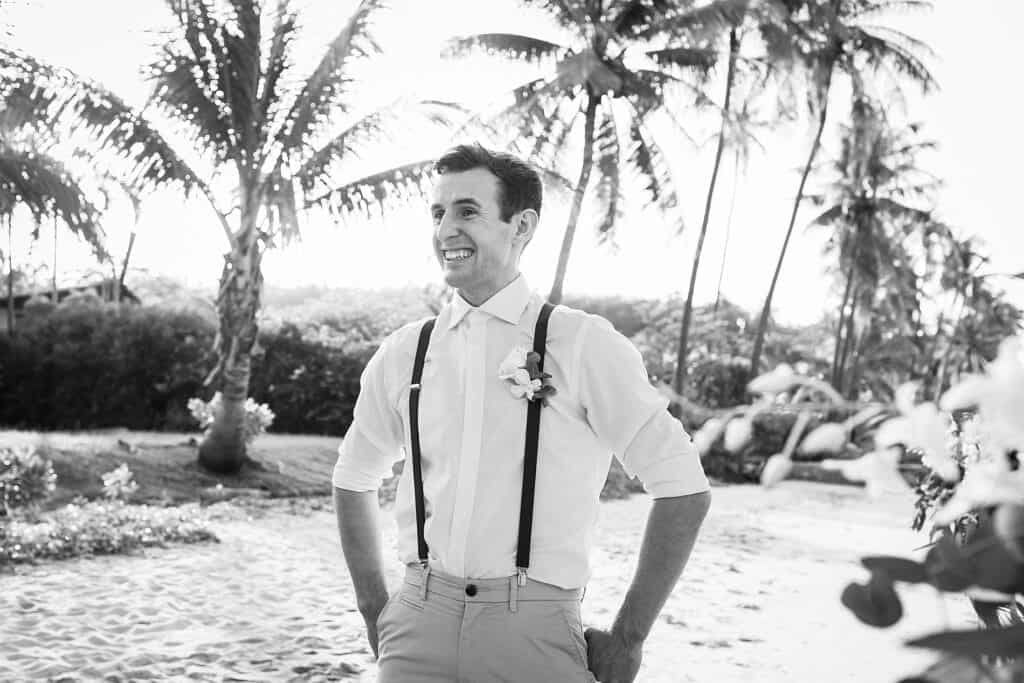 Beach Wedding Photographs - Coconut Island Resort Phuket 39