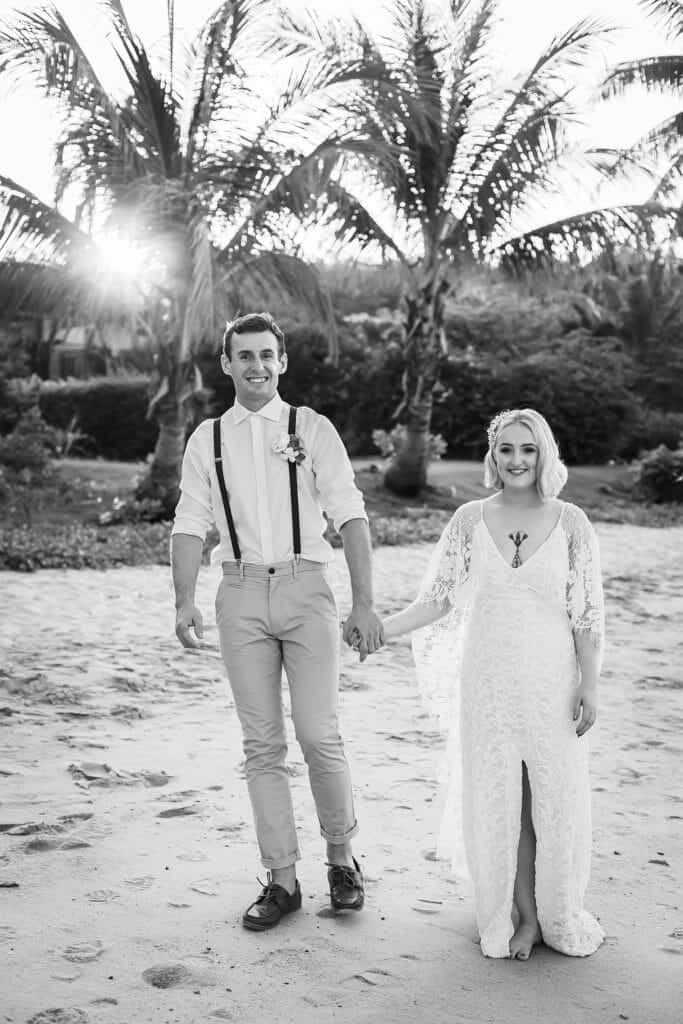 Beach Wedding Photographs - Coconut Island Resort Phuket 65