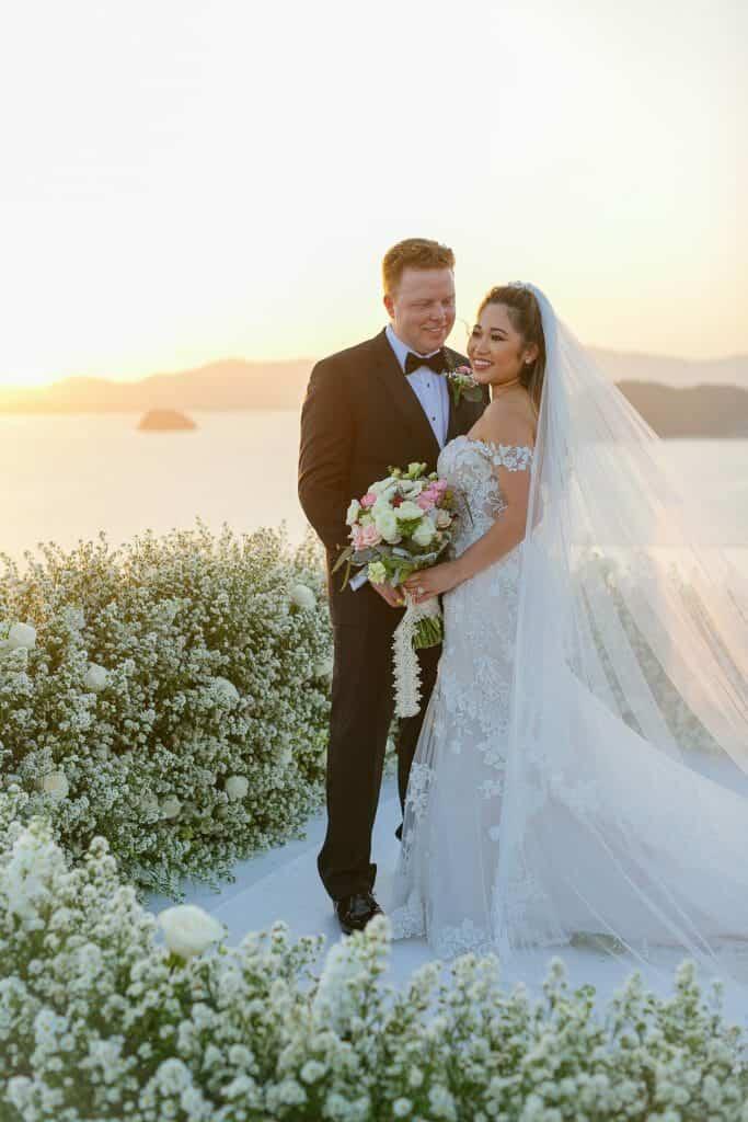 Wichya & Scott Wedding Photographs Sri Panwa 28th February 2020 125