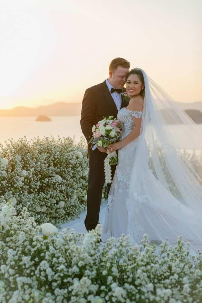 Wichya & Scott Wedding Photographs Sri Panwa 28th February 2020 127