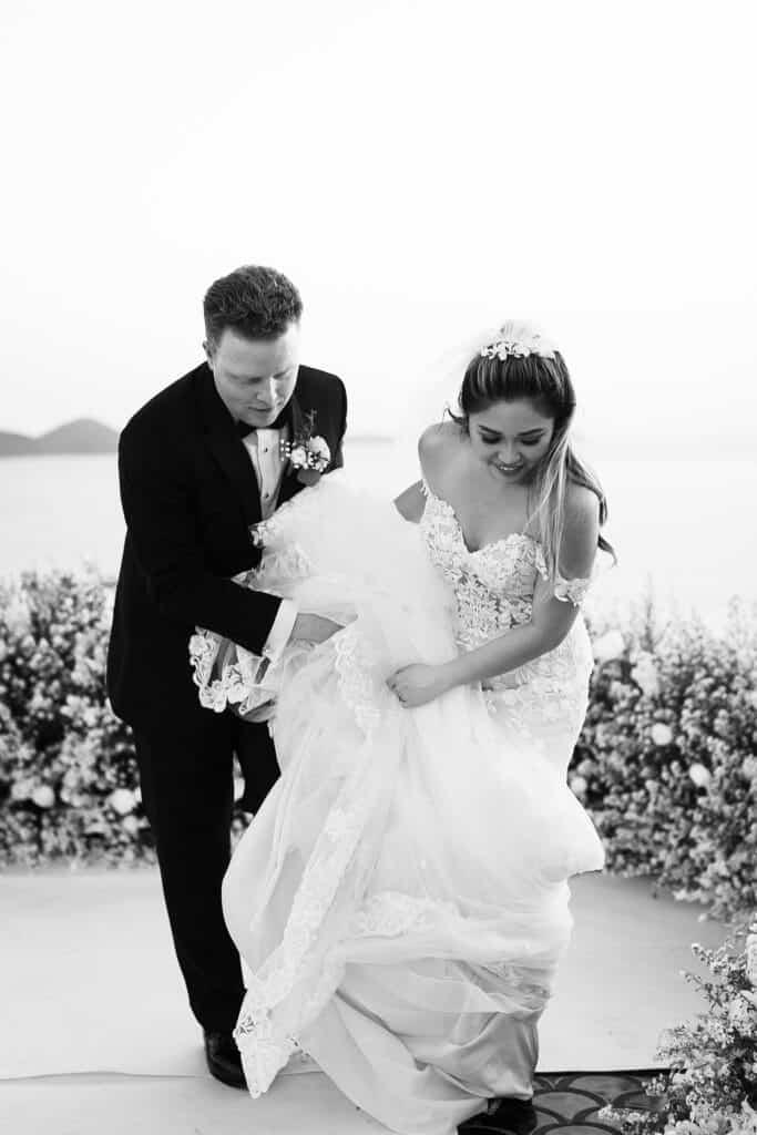 Wichya & Scott Wedding Photographs Sri Panwa 28th February 2020 135