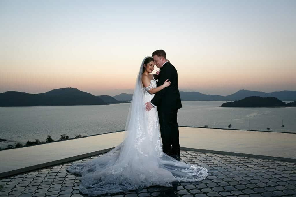 Wichya & Scott Wedding Photographs Sri Panwa 28th February 2020 136