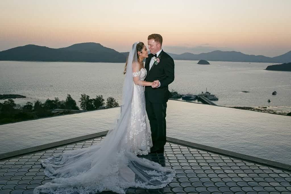 Wichya & Scott Wedding Photographs Sri Panwa 28th February 2020 137