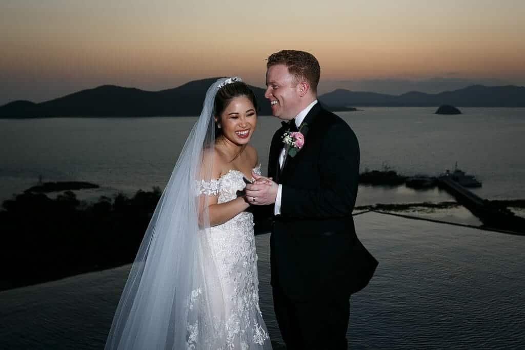 Wichya & Scott Wedding Photographs Sri Panwa 28th February 2020 138